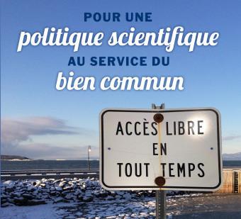 Pour une politique scientifique au service du bien commun